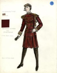 Costume Renderings Page 7 - Broadway Design Exchange Costume Design, Broadway, Sketches, Costumes, The Originals, Prints, Collection, Drawings, Apparel Design