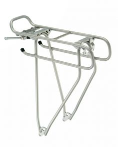 The Racktime Addit has all the features of the Tubus Logo rack at less than half the price. Bicycle Rack, Clothes Hanger, Touring, Bike Baskets, Saddle Bags, Bicycles, Buxus, Custom Bikes, Bicycle