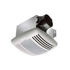 Delta Breez BreezGreenBuilder 100 CFM Energy Star Bathroom Fan with Light