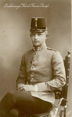 kaiserin zita | Re: Emperor Karl of Austria & Empress Zita, their family, Part I