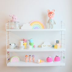 Pixistuff Who doesn't love rainbows?!  Brand new, these fabulous pastel rainbow arches with cloud are a decorative item, perfect for any nursery or room shelf display.   The arches are entirely separate individual pieces and can be displayed in a number of ways.  Please see images for examples. Dimensions: 20 x 10 cm rainbow 11.5 […]