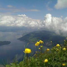 View from Rigi Kulm
