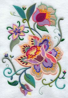 Machine Embroidery Designs at Embroidery Library! - Color Change - F3387