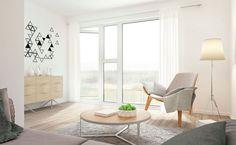 Confira dicas para decorar diferentes tipos de sala, dezenas de fotos lindas para inspirar e também uma lista com as melhores lojas de decoração online.
