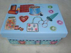 Caixa de costura - www.elo7.com.br/esterarters