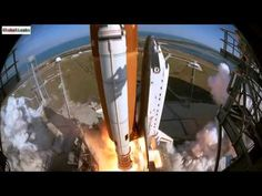 CC, Cycle 2, Week 12 - Space Shuttle Launch, from an amazing perspective - YouTube