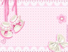 New Baby Shower Ideas Invitaciones Oso Ideas Tarjetas Baby Shower Niña, Imprimibles Baby Shower, Baby Shower Invitaciones, Baby Shower Cards, Baby Cards, Clipart Baby, Christening Invitations Girl, Kids Background, Shower Bebe