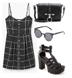 """""""My grunge outfit"""" by kiarametalhead ❤ liked on Polyvore featuring beauty, Givenchy and Vans"""