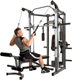 Marcy SM4008 Smith Machine Combo