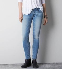 Authentic Light Jegging