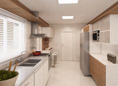 Luminárias LED plafon de embutir para tratar da iluminação geral de cozinha