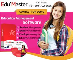 Basically Edu' Master is a simple, powerful and affordable student management software that manages all of your campus, colleges, departments in a single package. Edu' Master is designed in such a manner that no customization requires. It can enable to access all the records of employees so make them quickly configure employee information. All plans of Edu' Master are affordable and comes with no limitations on number of student, teacher and parent logins.