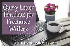 Query Letter Template for Freelance Writers