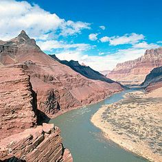 Top wow spots of Grand Canyon | Colorado River rafting