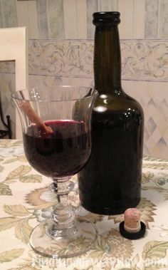 A really easy and fun recipe - Easy Homemade Mulled Wine