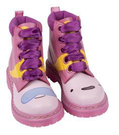 Dr. Martens x Adventure Time: the Princess Bubblegum Boot