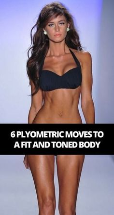 6 Plyometric Moves To Fit And Toned Body   Eves Fitness