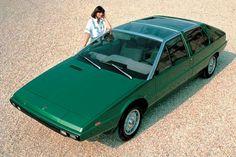 The Maserati Medici 1970