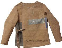 무령(無領)의(衣) 한복은 보통 깃의 모양을 보고 명칭이 불리우는 경우가 가장많다. 예를 ... Long Sleeve, Pattern, Sleeves, Mens Tops, T Shirt, Fashion, Supreme T Shirt, Moda, Tee Shirt