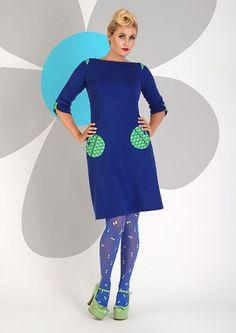Feminin Margot kjole CAL COOLPOOL no 7112 fra MWMwear