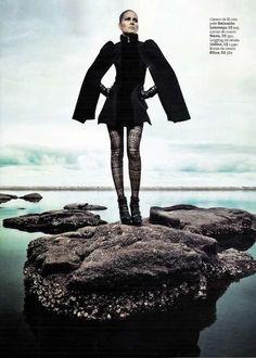 Futuristic Warrior Fashion