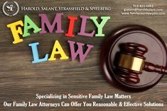 Specializing in Sensitive Family Law Matters Our Family Law Attorneys Can Offer You Reasonable & Effective Solutions