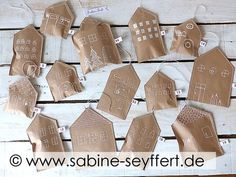 Gift Wrapping, Party, Christmas, Gifts, Advent Calendars, Kindergarten, Decor, Calendar, Pictures
