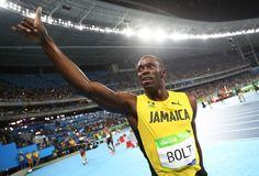 Usain Bolt vence os 200m (Foto: Reuters)