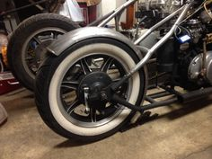 Image result for hardtail bobber rear fender