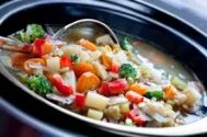 Check out these Heart Healthy Crock Pot recipes!
