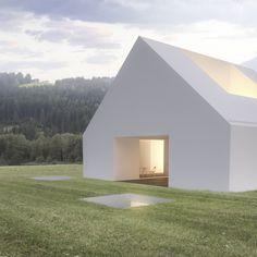House Em Leira - Aires Mateus on Behance