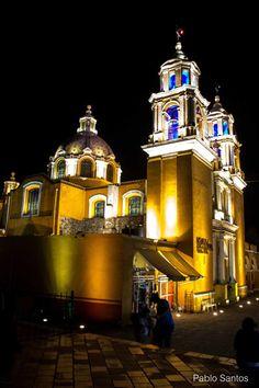 Fotos de la semana: Iglesia de los Remedios, Cholula, Puebla | México Desconocido