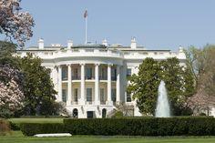 The White House Washington DC, USA. #whitehouse