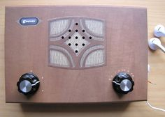 Langwelle Radios, Console, Projects, Roman Consul, Consoles