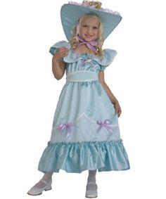 Blue Southern Belle Child Costume | KIDS