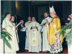 This is the memory of an enlightened Pastor who led the diocese of Trani-Barletta-Bisceglie, as well