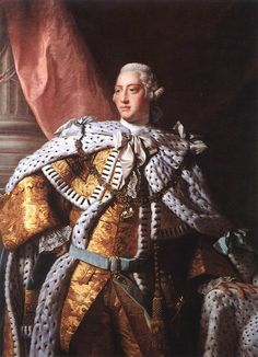King George III died on 29 January 1820 at Windsor Castle. He was buried at St Georges Chapel Windsor. Throughout his life, George was plagued by bouts of insanity, and in 1810, it was decided that this insanity was now permanent. His eldest son, George Prince Of Wales, was declared as Prince Regent and carried out official Royal duties and the ruling of the country. Upon George III's death, George of Wales took the throne as King George IV.