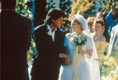 robbie (adam sandler) and julia (drew barrymore) . the wedding singer