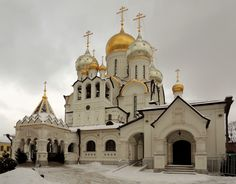 Modern Russian Churches - Page 2 - SkyscraperCity
