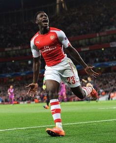 Hope welbeck gets a goal against Man UTD later today