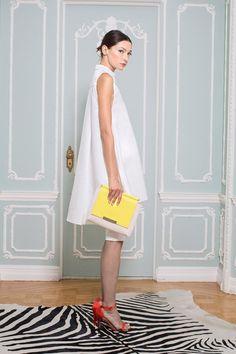 Alice + Olivia womenswear, spring/summer 15, New York Fashion Week