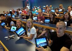 iPad na Sala de Aula?