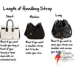 """Length of Handbag straps"" by imogenl on Polyvore"