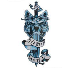 Nuovo-grande-impermeabile-tatuaggio-finto-adesivi-trasferibile-tatuaggi-lupo-temporary-tattoo-sticker-donna-gioielli-accessori-punk.jpg (750×750)