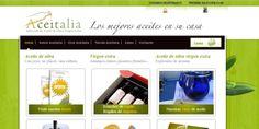 web Aceitalia