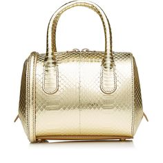 Nina Ricci Small Metallic Leather Tote ($670) ❤ liked on Polyvore featuring bags, handbags, tote bags, gold, white tote bag, metallic tote bag, leather handbags, metallic leather tote and leather tote handbags