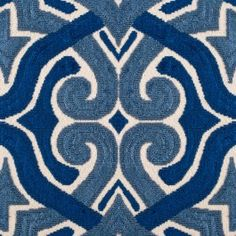 This is a heavy weight upholstery fabric with a classical pattern in chenille.
