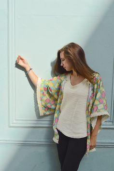 Coudre un kimono : simple comme konichiwa | Filoute