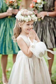 Inspire-se nessa lindinha! #daminhas #casamento #wedding #casamentonapraia #noivas