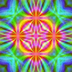 artwork / Kluster2013 Symmetry Art, Amazing Flowers, Rainbow Colors, Cool Stuff, Wallpaper, Create, Artwork, Cool Things, Work Of Art